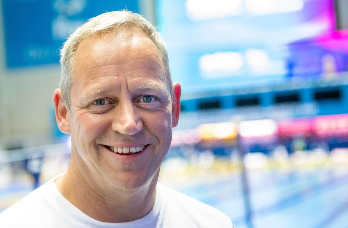 Thomas Kurschilgen will die deutschen Schwimmer zurück in die Weltspitze führen. Foto: dpa/Bernd Thissen