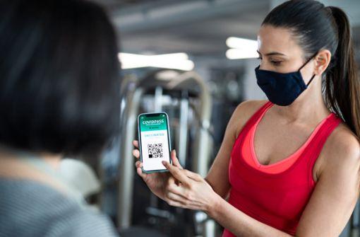 Hier erfahren Sie, wie sich die 2G-Regel in Baden-Württemberg auf die Fitnessstudios auswirkt.