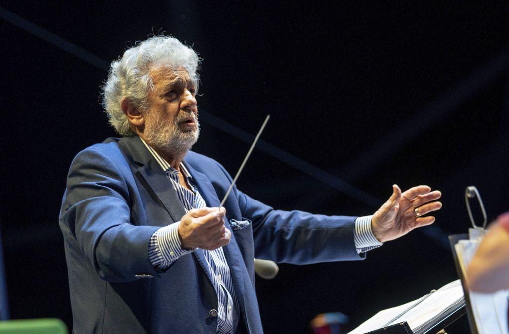 Momentan ist er der Generaldirektor der Oper von Los Angeles. Foto: AP