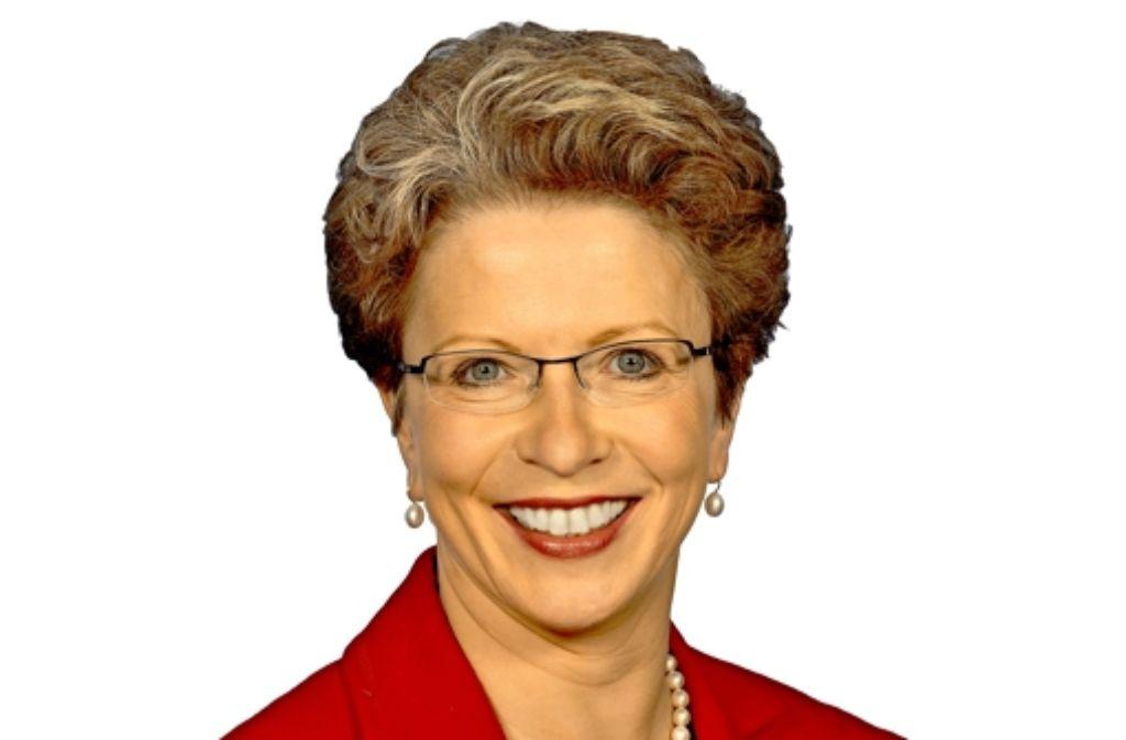 Barbara Bosch vertritt die Kommunen. Foto: StZ