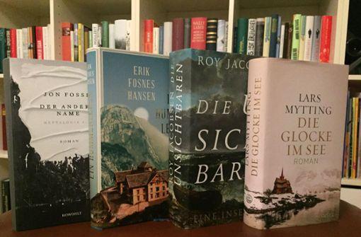 Das Autorenparadies Norwegen