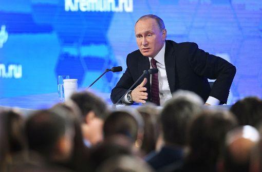 Russischer Staat soll sich nie an Doping beteiligt haben