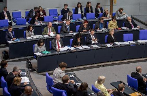 Bundestag verabschiedet Völkermord-Resolution