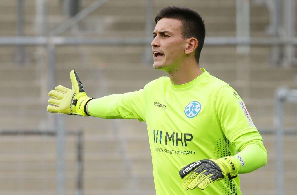 Ramon Castellucci wechselt zum 1. FC Saarbrücken. Foto: Pressefoto Baumann