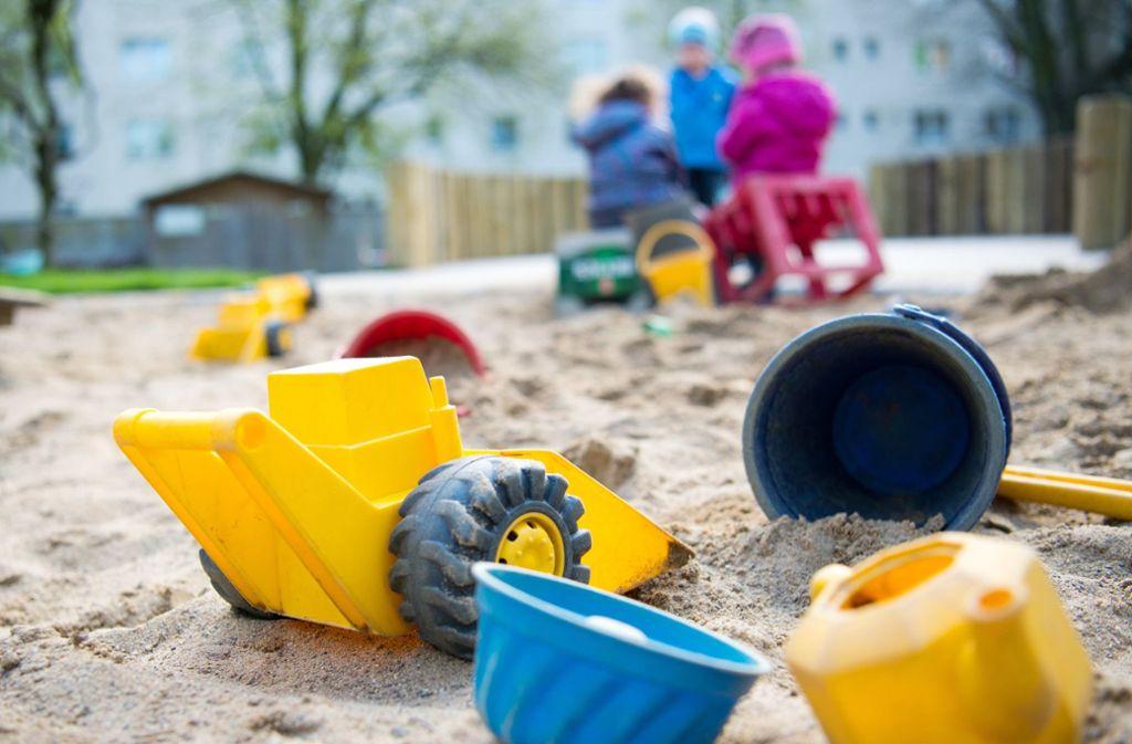 Welche Spielsachen sind unbedenklich? Foto: dpa/Monika Skolimowska