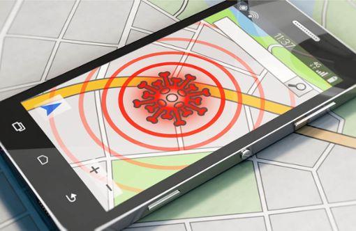 Vorschaubild zum Artikel Corona-Radius ermitteln