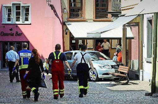 Bewährungsstrafe nach tödlicher Irrfahrt eines Rentners in Bad Säckingen