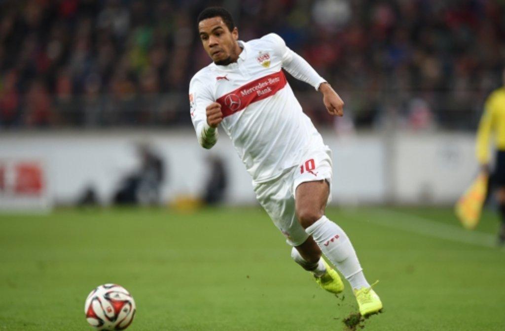 VfB-Mittelfeldmann Daniel Didavi hat mit einem Video auf Intagram Hoffnungen geschürt, dass es mit seiner Genesung bergauf geht. Foto: Bongarts