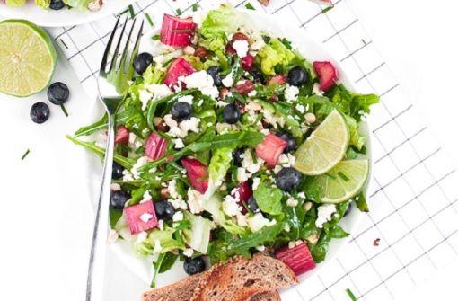 Der perfekte Salat für den Frühling