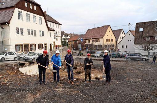 Die kommunale Wohnbau  startet ein neues Projekt