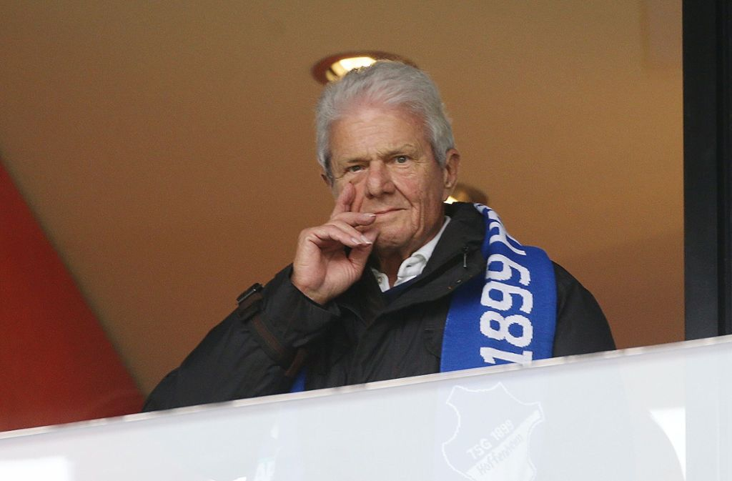 Hoffenheims Mäzen Dietmar Hopp hat vor Gericht obsiegt. Foto: Pressefoto Baumann