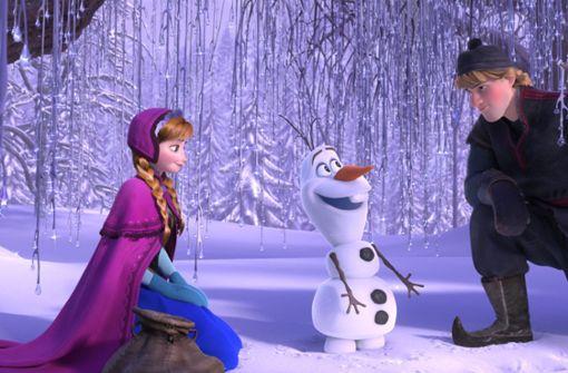 Diese Disney-Filme laufen an   Neujahr auf Sat.1