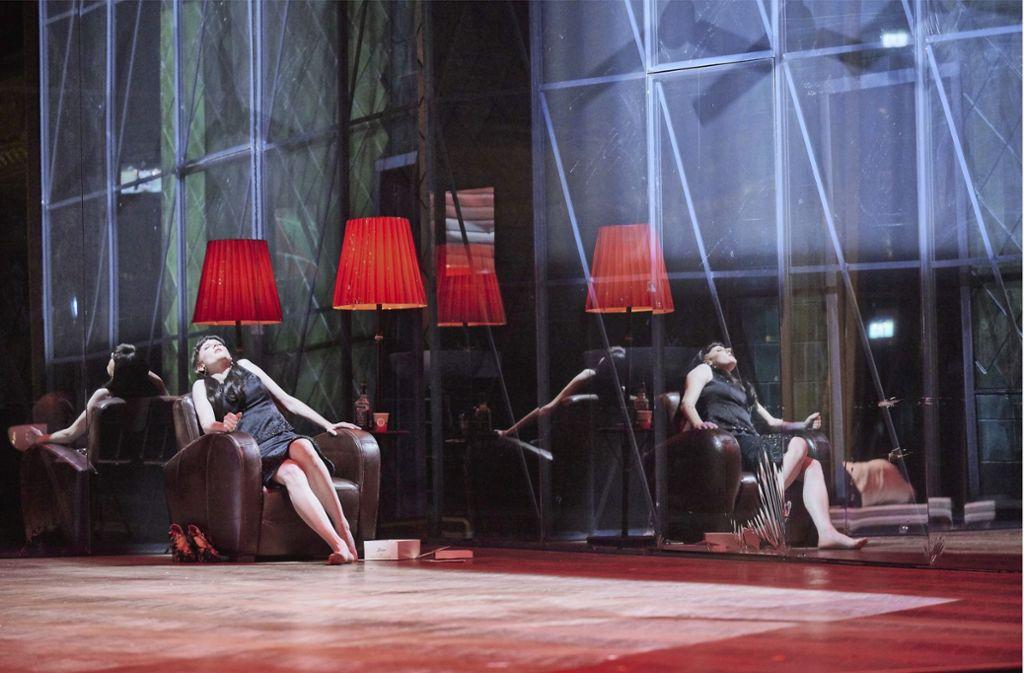 Amanda Majeski als Iphigénie Foto: Staatsoper Stuttgart