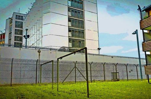 In Stammheim fehlen zehn Meter zur großen Freiheit