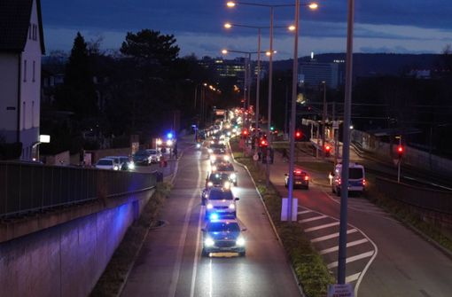 Stadt warnt vor Verkehrsbehinderungen am Donnerstagabend