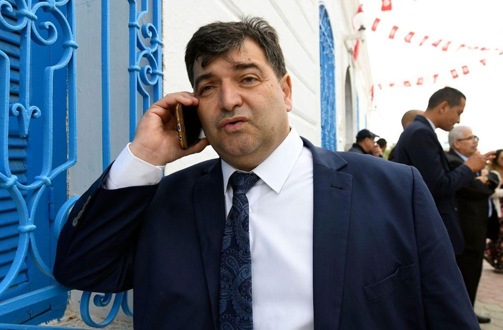 René Trabelsi ist seit kurzem neuer Minister in Tunesien. Foto: AFP