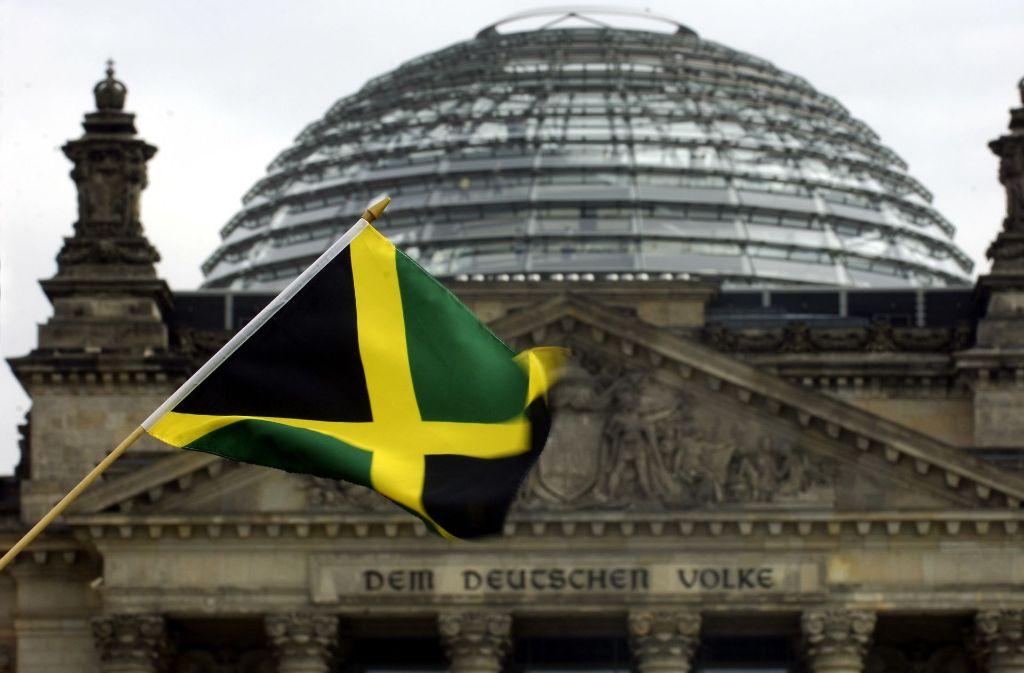Ob das noch was wird mit der so genannten Jamaika-Koalition? CDU, CSU, FDP und Grüne geraten immer mehr in Zeitnot. Foto: dpa