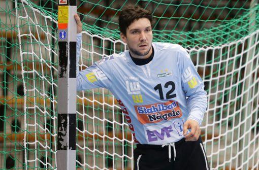Torwart Daniel Rebmann verlängert bis 2023