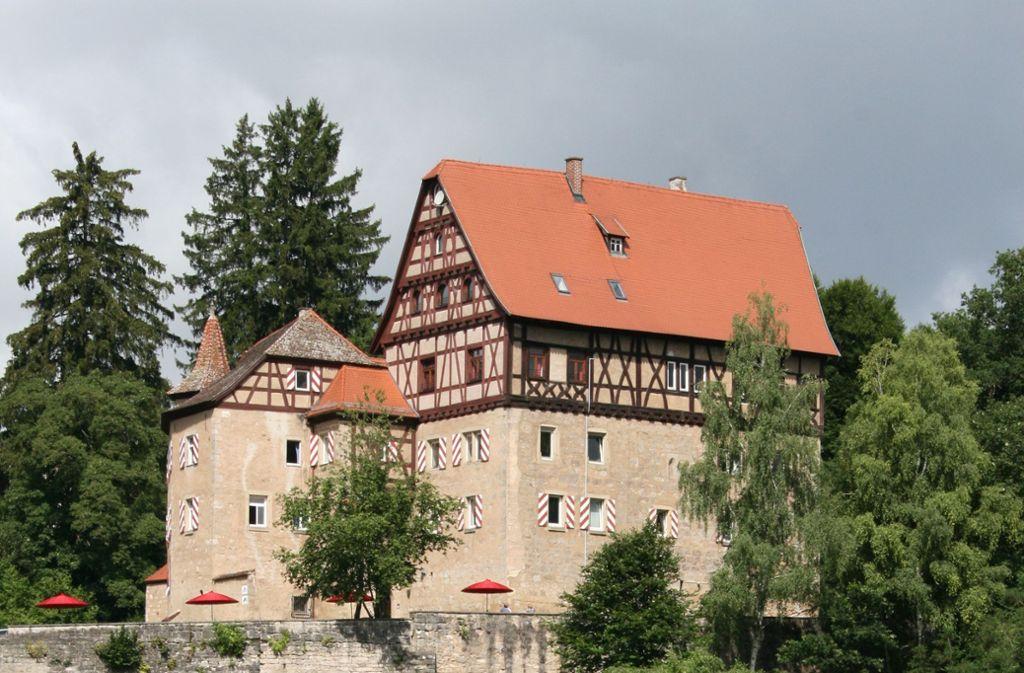 Die Jugendherberge auf Schloss Rechenberg wurde jüngst geschlossen. Foto: DJH
