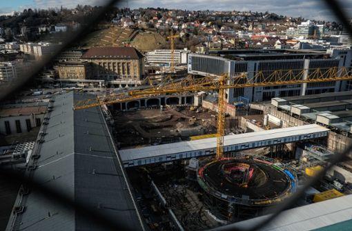 Flughafen: Interimshalt für S-Bahn gefordert