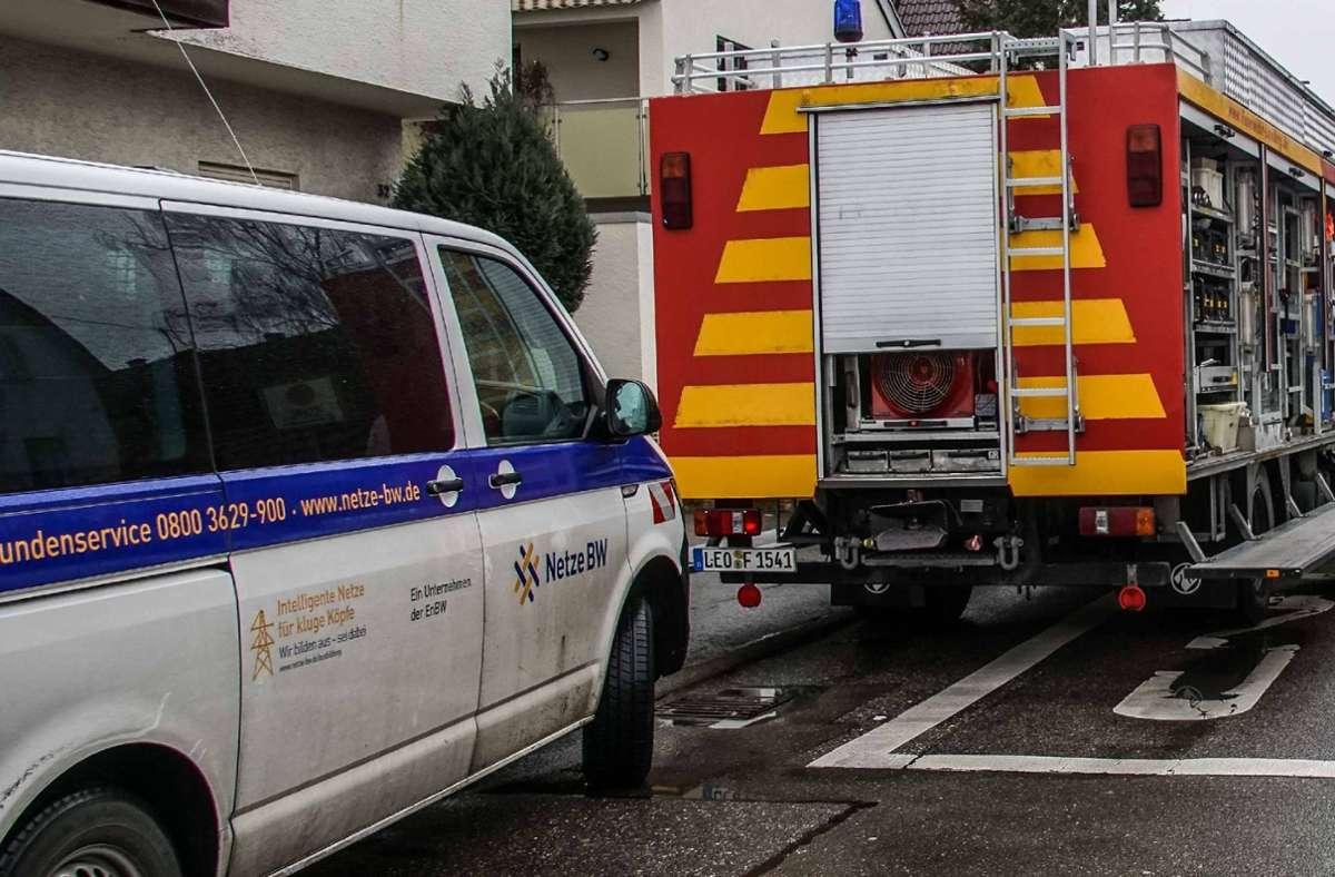 Bei Gasunfällen arbeiten Feuerwehr und NetzeBW zusammen (Symbolfoto). Foto: SDMG/SDMG / Dettenmeyer