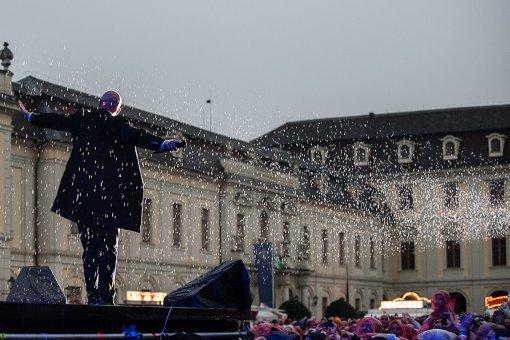 Der Graf zieht die Fans im Residenzschloss in seinen Bann