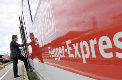 DB verliert Strecke München-Augsburg-Ulm an Konkurrenten