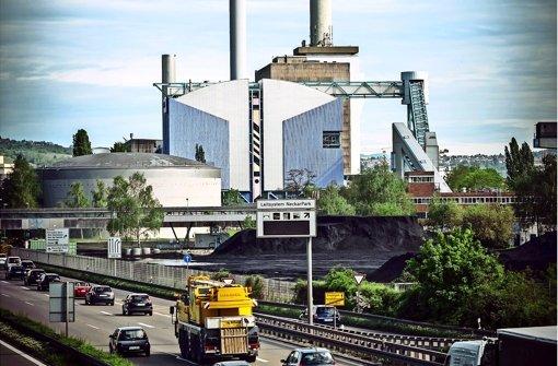 Kohleberge in Gaisburg sind bald passé