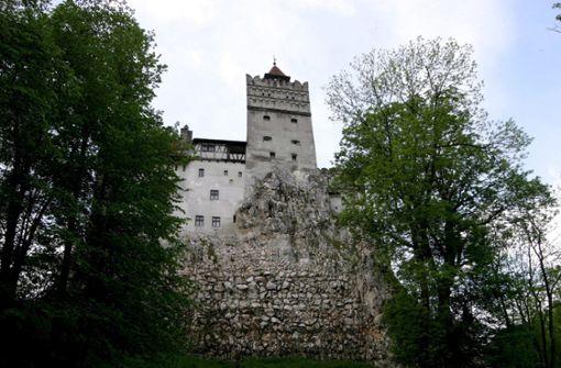 Corona-Impfungen im Schloss von Dracula