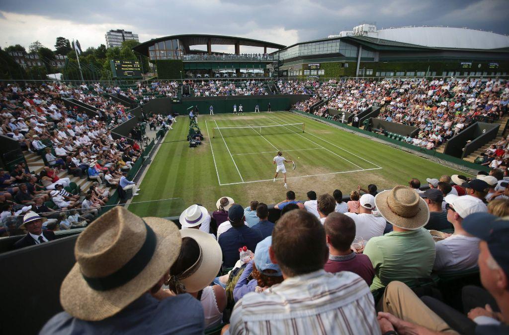 Tennisturnier Wimbledon