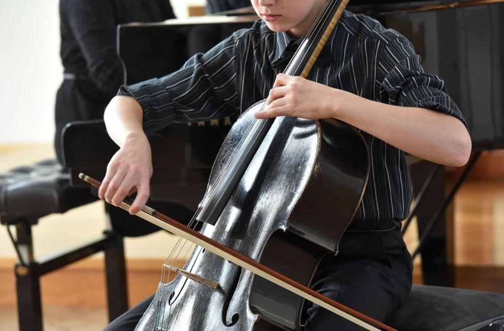 Die besten jungen Musiker aus Baden-Württemberg sind  bis Sonntag bei Jugend musiziert in Bietigheim-Bissingen und Nachbarkommunen mit von der Partie. Foto: dpa