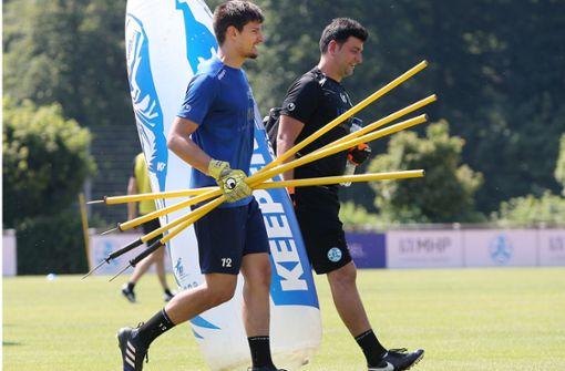 Pokal-Hürde vor Härtetest in der Liga