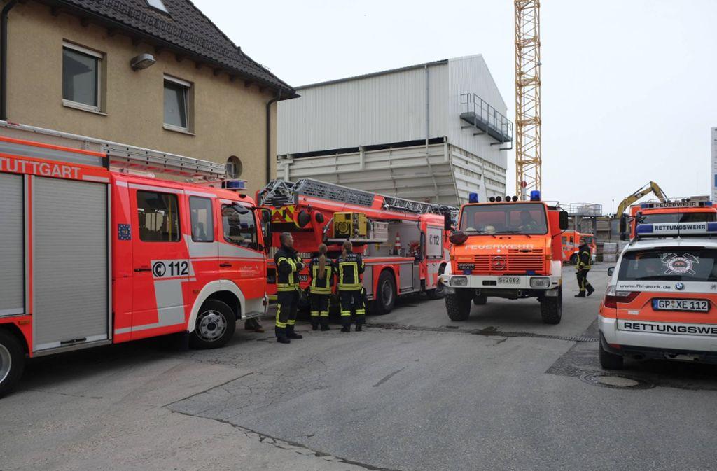 Am Mittwoch ist es zu einem Brand eines S21-Gerätes ...  Foto: 7aktuell.de/Frank Herlinger