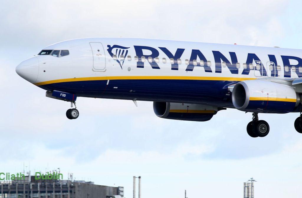 Die Gewerkschaften hatten zuletzt den Druck auf Ryanair deutlich erhöht. Foto: AFP