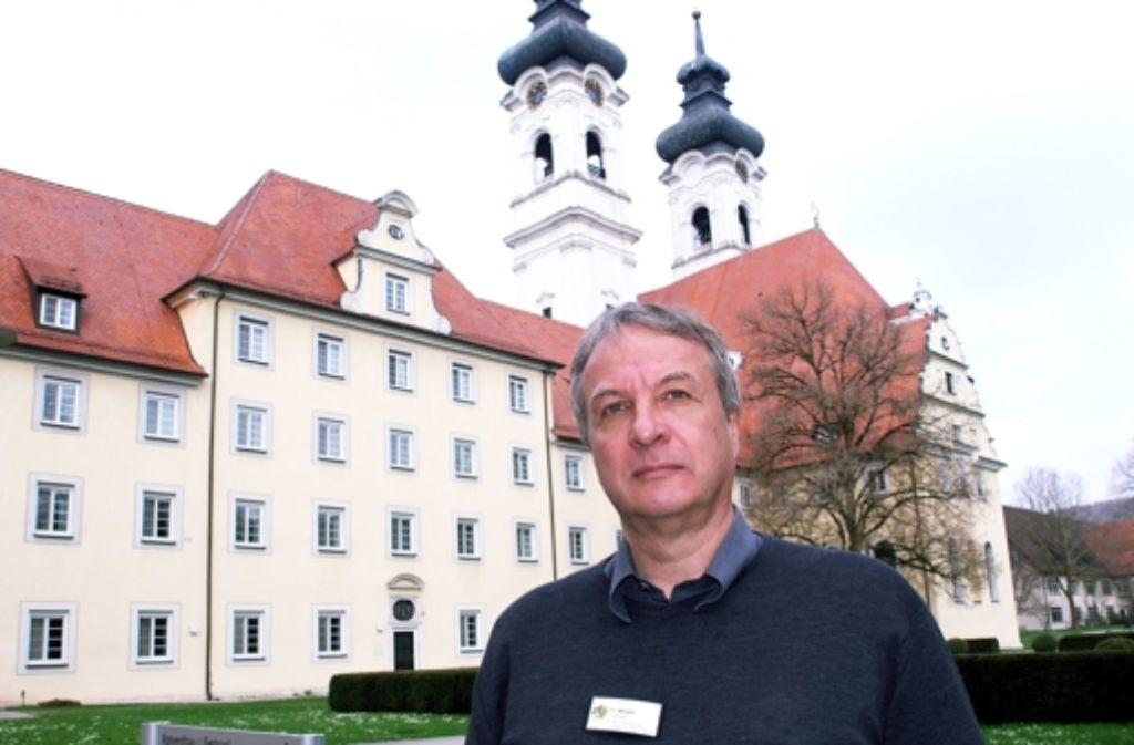Hannes Moser hat sich für den Maßregelvollzug in Zwiefalten eingesetzt. Foto: Bäßler