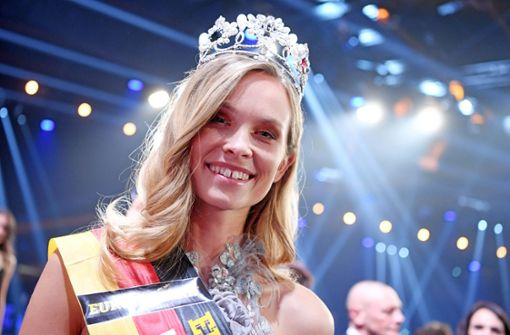 """Miss Germany"" jagt Verbrecher im Internet"