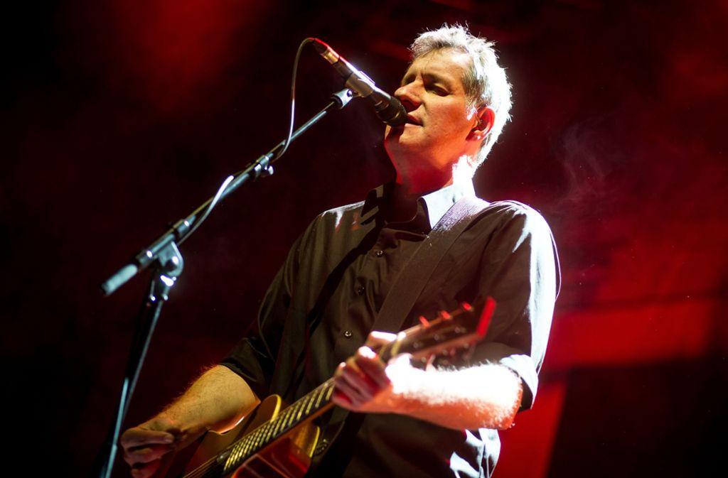 Der Kettcar-Sänger Marcus Wiebusch Foto: Lichtgut