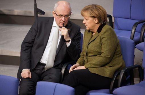 Merkels bester Freund
