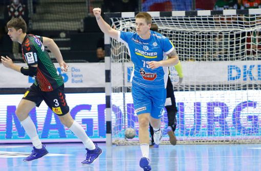 TVB Stuttgart gelingt Auswärtscoup in Magdeburg