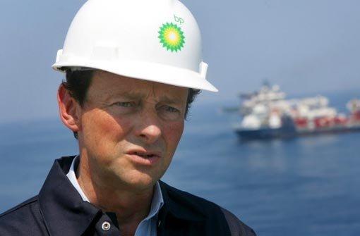 BP macht Milliardenverlust