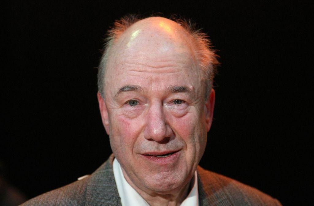 Dietz-Werner Steck ist im Alter von 80 Jahren gestorben. Foto: dpa