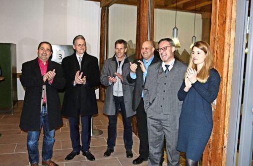 Michael Seiß bleibt Bürgermeister