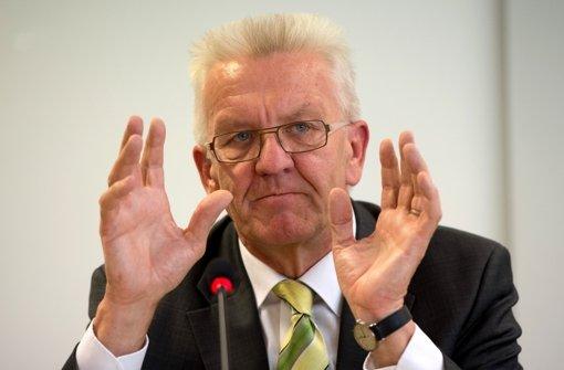 Südwest-CDU dringt auf Schwarz-Grün