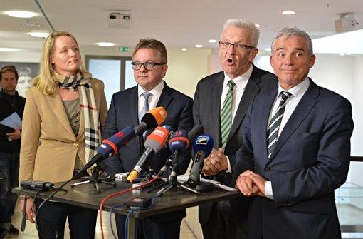 Grüne und CDU sondieren wieder
