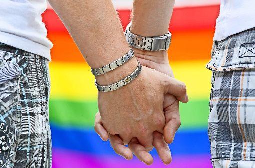 """Mehr """"Homo-Ehen"""" – aber noch nicht viele"""