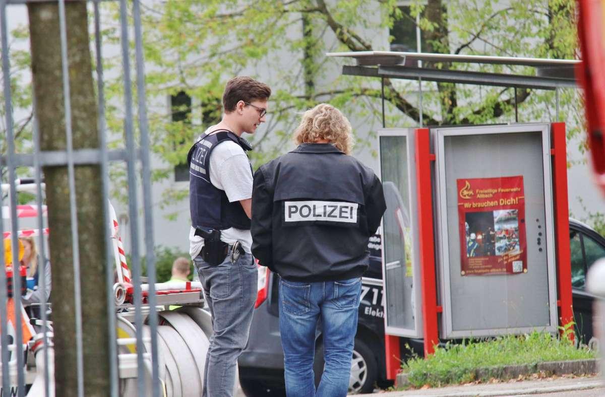 Zu dem Vorfall in Altbach gab es viele Zeugen, die von der Polizei befragt werden konnten (Symbolbild). Foto: 7aktuell//Kevin Lermer