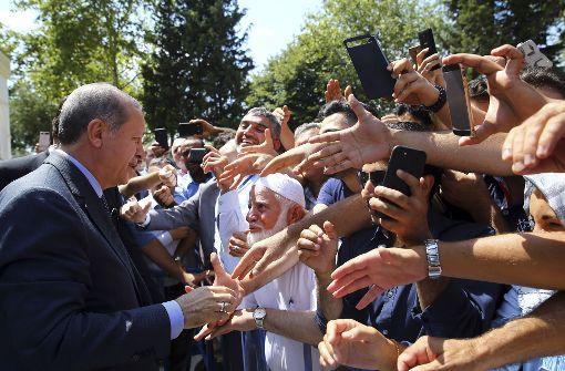 Erdogan: Deutsch-Türken sollen nicht Merkel wählen