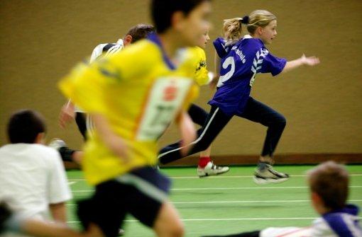 Kleinbus für junge Sportler