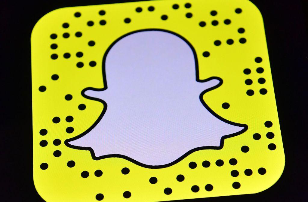 Snapchat lässt seine Nutzer sich gegenseitig orten. Foto: Getty Images Europe