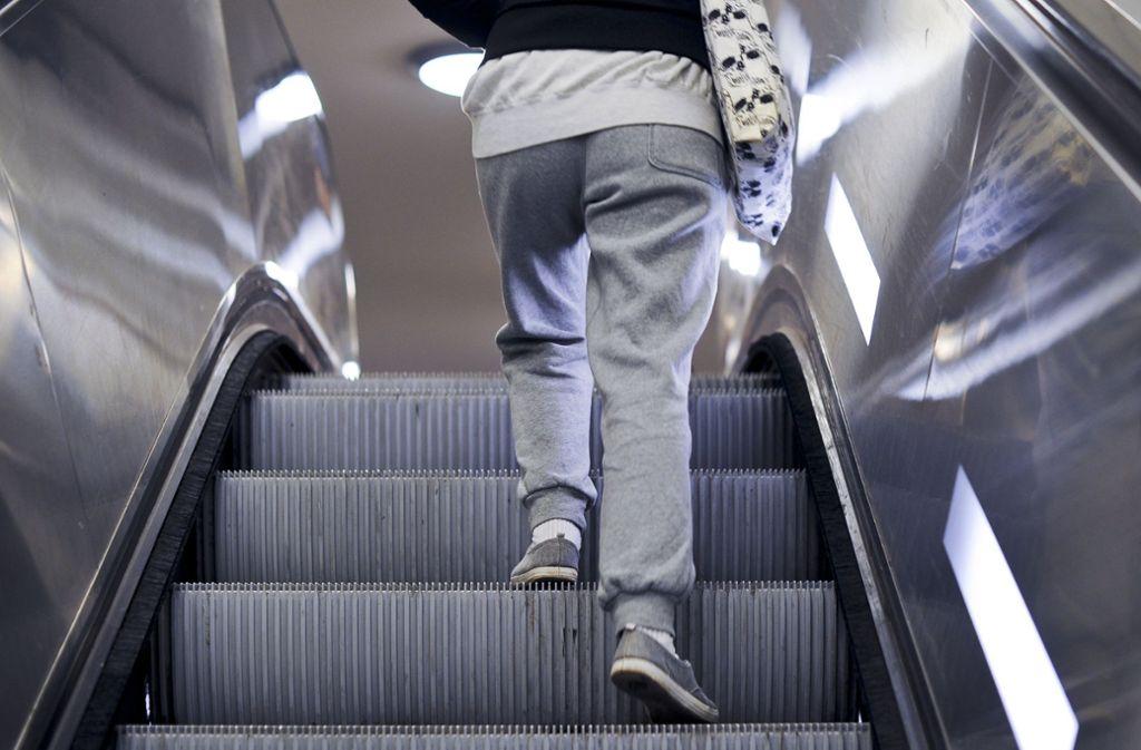 Laut Bahn sind Rolltreppen und Aufzüge anfällig für Vandalismus. Foto: dpa